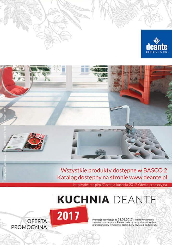 KUCHNIA Deante -Promocja 2017 Katalog dostępny na stronie www.deante.pl
