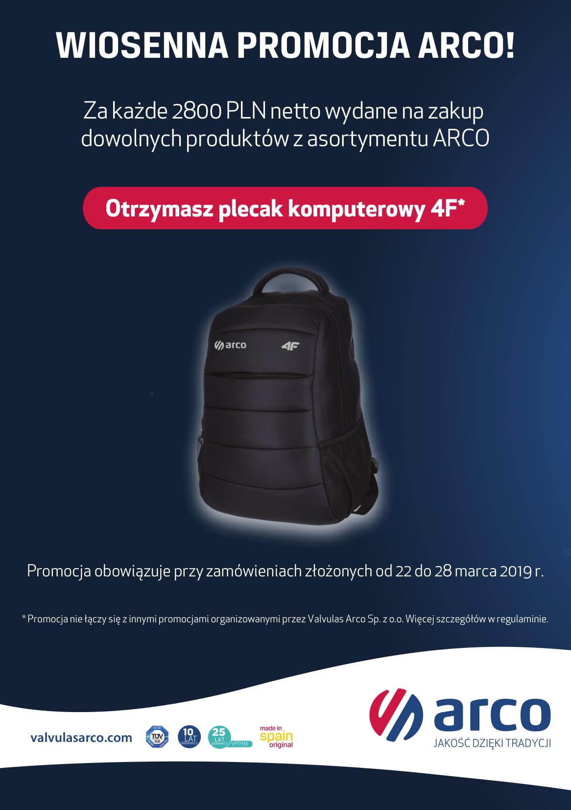 Wiosenna promocja ARCO