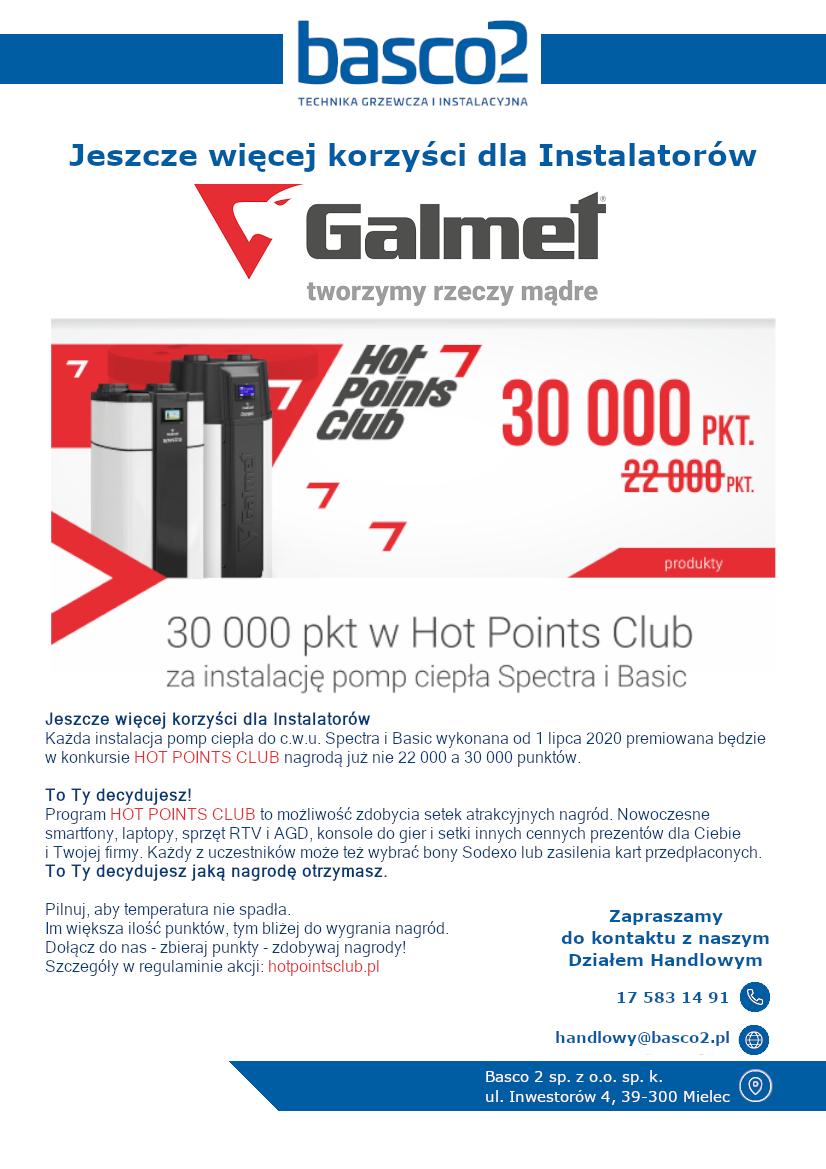 GALMET - Jeszcze więcej korzyści dla Instalatorów