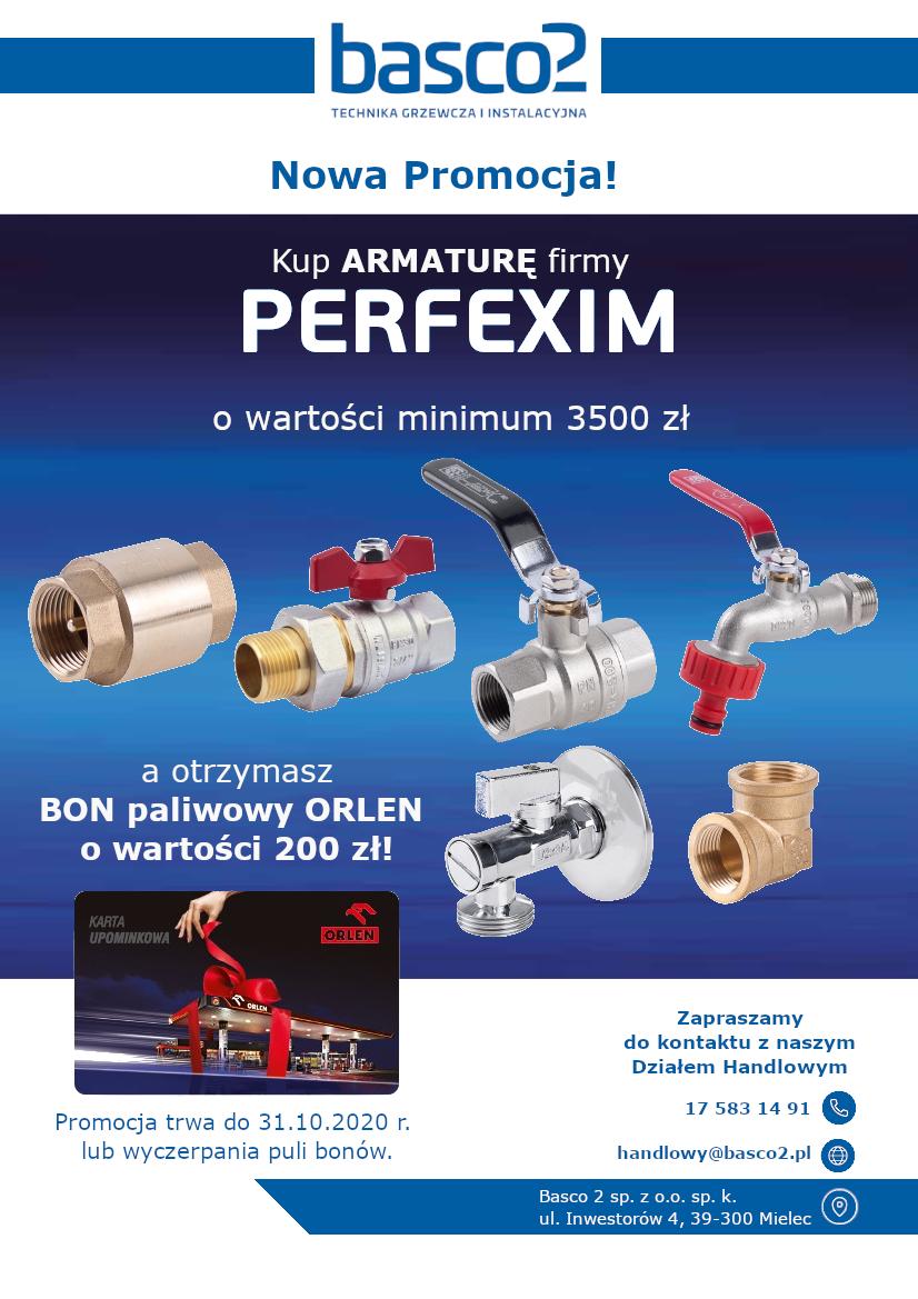 PERFEXIM - nowa promocja