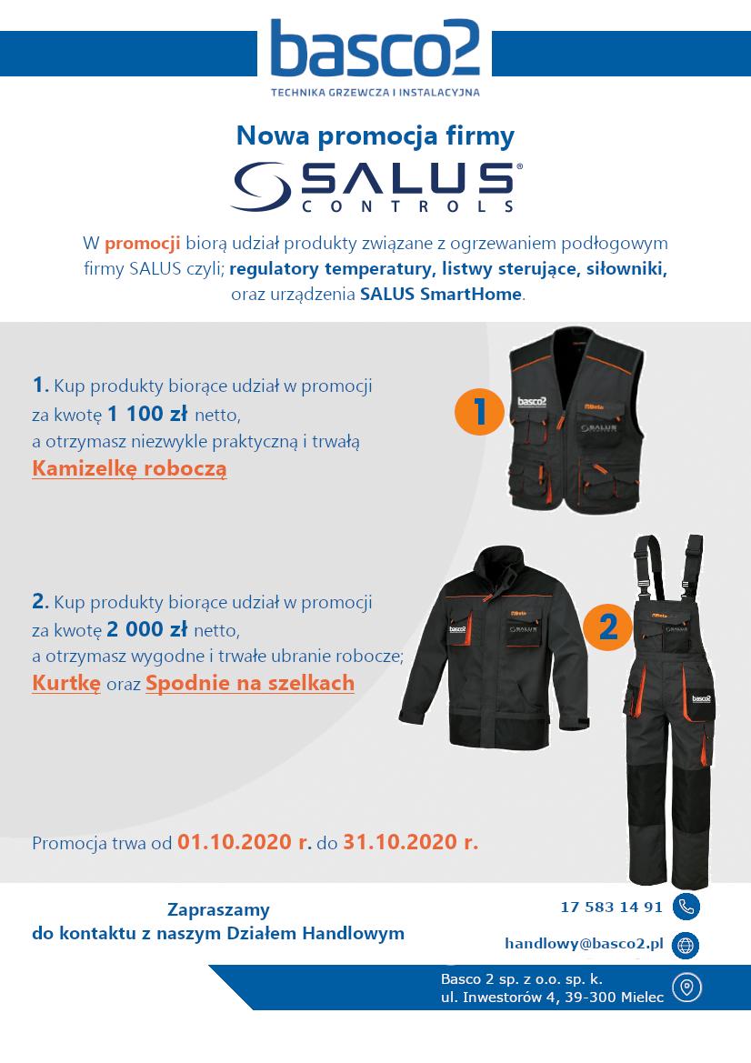SALUS Controls - nowa promocja